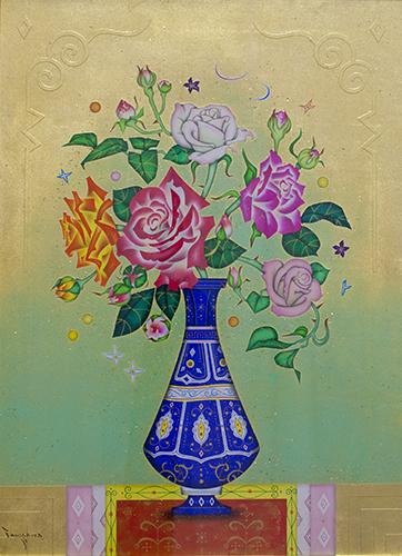 祝福の薔薇
